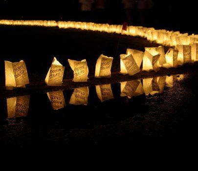 Rememberance Luminaries