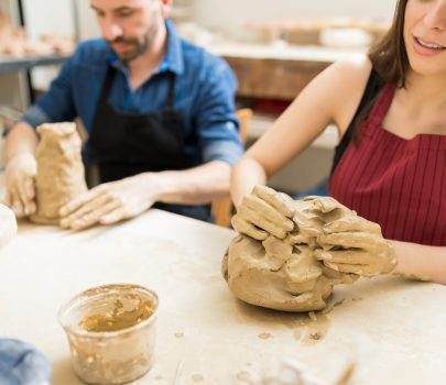 SCULPTURAL HAND-BUILDING WORKSHOP