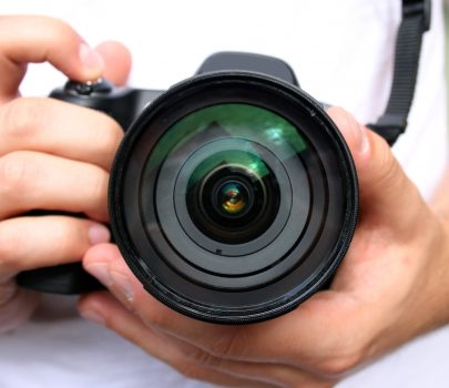 PHOTOGRAPHY I – for beginners