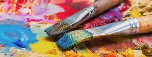 Virtual Acrylic Painting