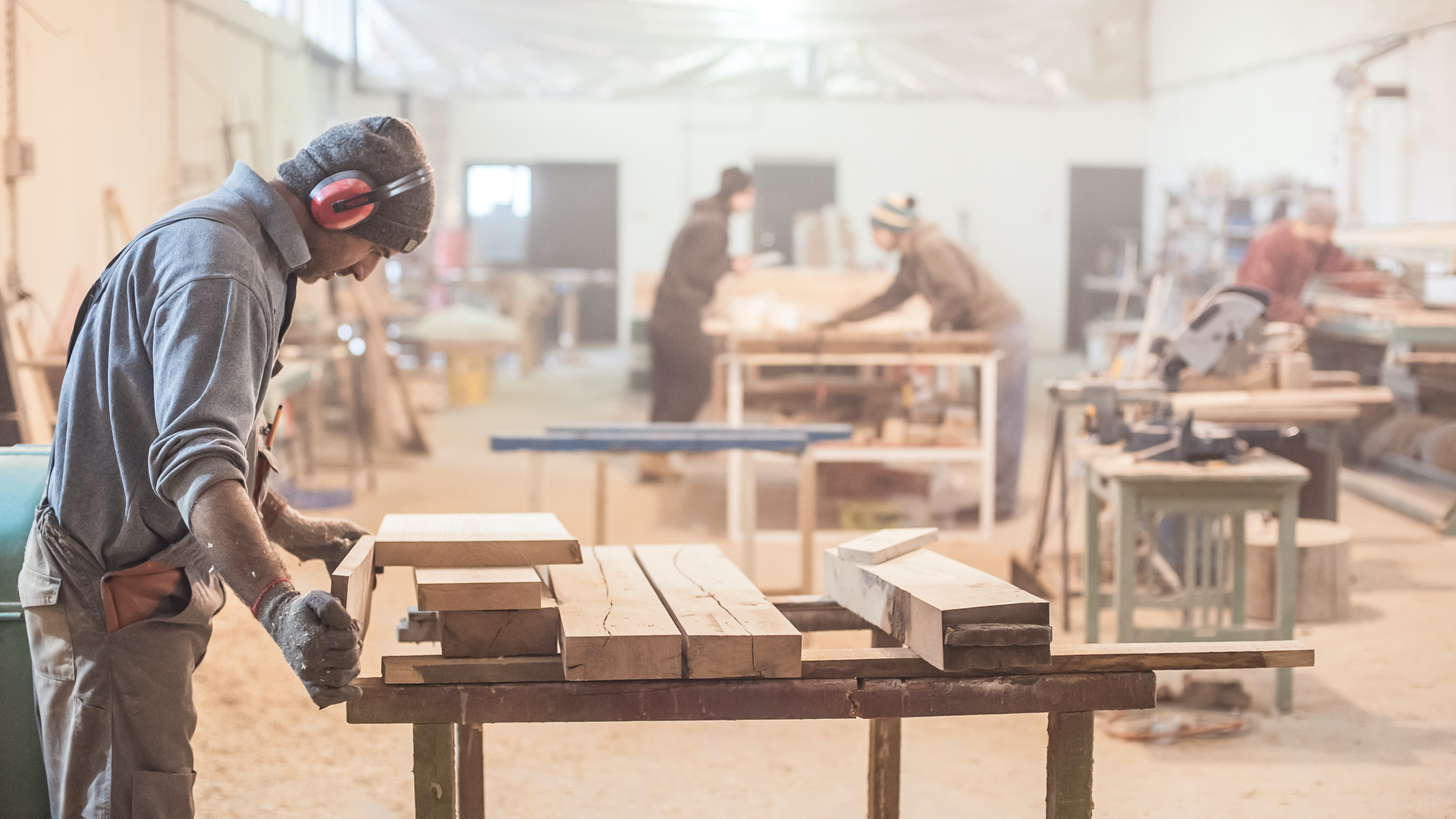 Introduction to Woodworking Class